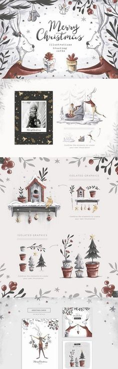Vintage Christmas Collection - 1025678