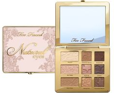 Too Faced It Just Comes Naturally Summer 2018 Collection features two new eyeshadow palettes, one face palette, a range of new nude lipsticks and bronzers.