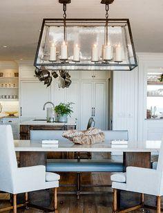 Dining Room. Dining Room Lighting Ideas. #DiningRoom #DiningRoomLighting
