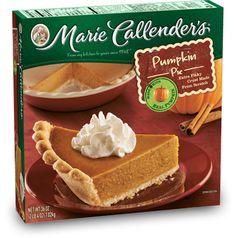 Pumpkin Pie: Fruit Pies | Marie Callender's