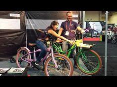 2017 Ariel Rider Electric Bike Updates from Interbike (C-Class, N-Class, Brose Motors)