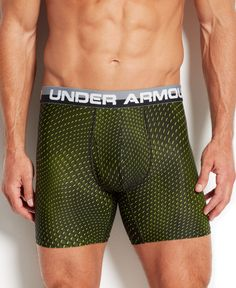 Under Armour Original Series Printed Boxerjock Boxer Briefs - Underwear -  Men - Macy s Ropa Interior f2a8e09bfaca