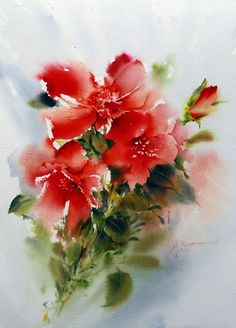 Mohammad Yazdchi aquarelle 01 (21P) - Lay Taoyuan - Taoyuan