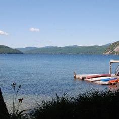 Lake George from Heart Bay Lake George Ny, Mountains, Heart, Nature, Photography, Travel, Naturaleza, Photograph, Viajes