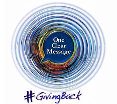 One clear Message community service initiative #CSI #GivingBack