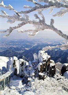KOREA TRAVEL INFOMATION: Winter Season in Korea ~ best winter season activi...