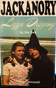 book cover of Lizzie Dripping by the Sea