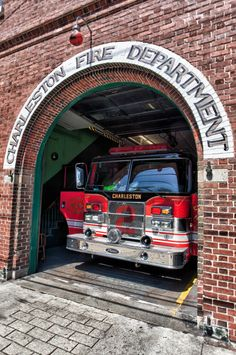 Charleston, SC Fire Station | Shared by LION