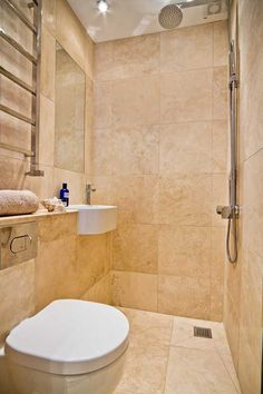 Perfectly formed wetroom, The Brighton Bathroom Company