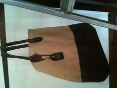 """""""creare col cuore"""" brown bag"""