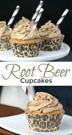 root beer cupcakes recipe                                                                                                                                                                                 More