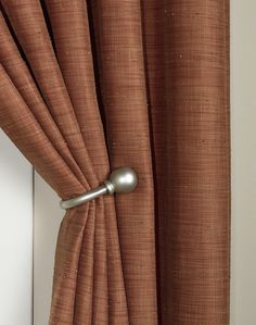 how to install curtain holdbacks design ideas in real chocolate for home…