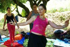 Seminario - femminile - respiro -danza -  Con Stefania Amira e 'ISIDEA'