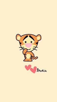 Cute Disney Characters Pooh Bear Tigger Eeyore Hello Kitty Wallpaper Kawaii Wallpaper Cartoon Wallpaper Tiger Wallpaper Mobile Wallpaper