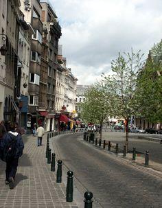 Brussels, Belgium - May 8, 2013