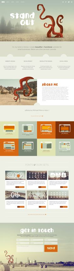 Websites Thumbnail by Page2images :http://www.denisechandler.com/