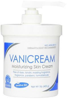 'I have horrible eczema, especially in the winter, and Vanicream always works best for me. It's the highest-rated lotion by the National Eczema Association and is free of dyes, fragrances, and common chemical irritants found in other lotions. Skin Treatments, Anti Itch Cream, Body Gel, Dry Skin Remedies, Skin Cream, Cream Cream, Eye Cream, Beauty
