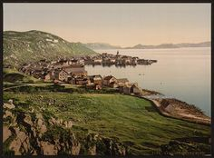 [From the north, Hammerfest, Norway]      Repository: Library of Congress Prints and Photographs Division Washington, D.C. 20540 USA http://hdl.loc.gov/loc.pnp/pp.print