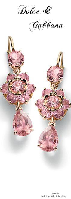 Rosamaria G Frangini | High Pink Jewellery | TJS | Dolce & Gabbana