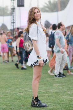 Coachella Street Style 2014 - Best Festival Fashion