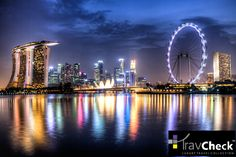 Enjoy 3nights #Singapore tour with your family covering beautiful places of Singapore such as #SENTOSAISLAND. #TravCheck offer 3nights Singapore tour package including daily breakfast combo at affordable prices. Call us 011-49064830, email id - info@travcheck.com Visit - http://travcheck.com/Singapore-Packages.html