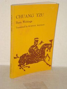 Chuang Tzu Basic Writings by Burton Watson Chinese Philosophy Culture Chuang Tzu, Chinese Philosophy, Writings, My Books, Culture