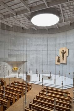 Gallery of Don Bosco Church / Dans arhitekti - 13