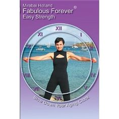 (Fabulous Forever Easy Strength Slow down your aging clock) Exercise dvd Great dvd for us that are getting a little older and still want to keep our bodies limber and strong.... [Click for more info]
