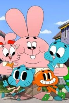 The Amazing World of Gumball - Mom, Dad & Kids