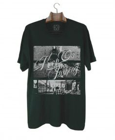 Camiseta Keep On Pushing Preta