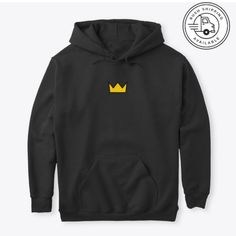 Royalty hoodie also in white🤴 Hoodies, Sweatshirts, Royalty, Sweaters, Instagram, Fashion, Royals, Moda, Fashion Styles