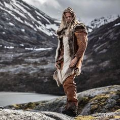 "Possibly a real Viking!  Lasse L. Matberg Lieutenant ⚓️ Royal Norwegian Navy Based in Stavanger  6'6"" on Instagram"