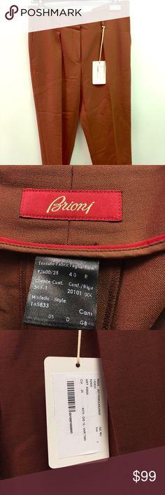 Brioni pants trouser modello style HUGE Discount Retail Price!!! Authentic Brioni Brand New // 96% WV Brioni Pants Trousers