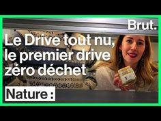 Le premier drive zéro déchet a ouvert ses portes à Toulouse - YouTube