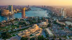 Cairo Tower, Paris Skyline, New York Skyline, Cairo City, Egypt Travel, Africa Travel, Visit Egypt, Worldwide Travel, City Landscape
