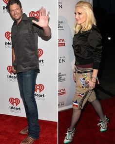 Is Gwen Stefani jetting to Nashville to be Blake Shelton's date to the CMA awards?!