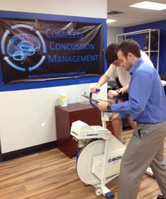 We recently sat down with founder and President of Complete Concussion Management, Dr. Cameron Marshall to discuss concussions in hockey as well as his organization's endeavours.