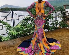 African wear for women, African traditional dresses, African print dresses, African print African fa African Fashion Ankara, African Inspired Fashion, African Print Fashion, African Wear, African Attire, African Party Dresses, African Wedding Dress, African Print Dresses, African Dresses For Women