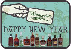 La Rhumerie Happy New Year 2014 #larhumerie #happynewyear