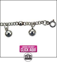 Revoni - Tobillera de plata de ley  ✿ Joyas para niñas - Regalos ✿ ▬► Ver oferta: http://comprar.io/goto/B0050BQPGM