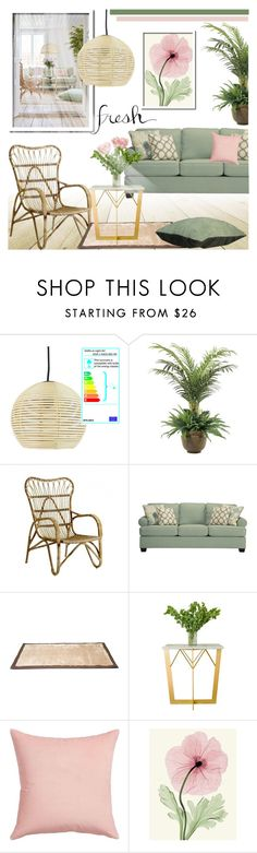 """Fresh!"" by helenevlacho on Polyvore featuring interior, interiors, interior design, home, home decor, interior decorating, NDI, Bloomingville, UGG Australia and Sunrise"