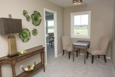 Carpet: Sunset Blvd by Shaw Color: Cold Water J. Flooring Store, Vinyl Tiles, Parade Of Homes, Custom Homes, Evans, Entryway Tables, Ohio, Hardwood, Carpet