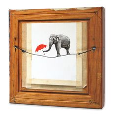 Frame Series: Tight Rope Print