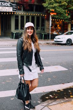 Casual City Street Style