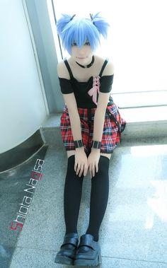 lanxuan27(兰轩) Nagisa Shiota Cosplay Photo - Cure WorldCosplay