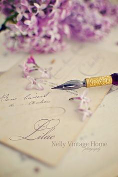 nelly vintage home Lilac