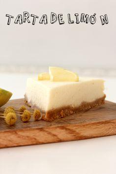 un plan sencillo: ¡A la rica tarta de limón!