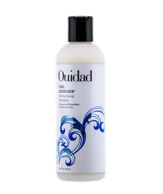 Ouidad Curl Quencher Moisturizing Shampoo As those with curls can attest, a good hair day begins in the shower. This hydrating first step seals the deal (and your hair cuticles) with a vitamin-packed formula that ensures a smooth start.  To buy: $16, ouidad.com.