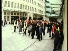 Chris Evans Flash Mobbed by Rock Choir