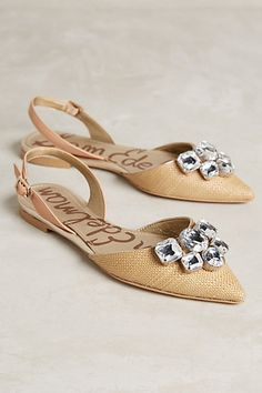 Sam Edelman Reece Flats #anthropologie